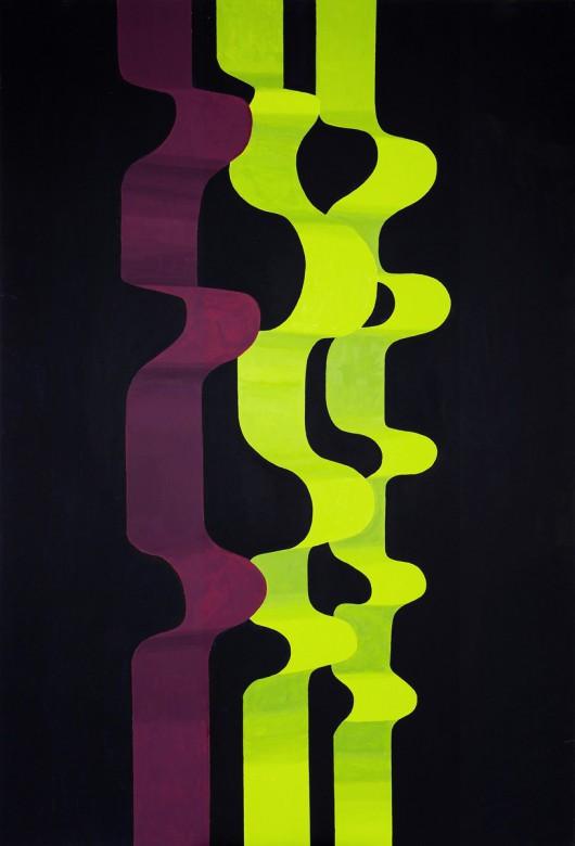 """Janina Wierusz-Kowalska, """"Banana ribbons"""", 2012 (źródło: materiały prasowe organizatora)"""