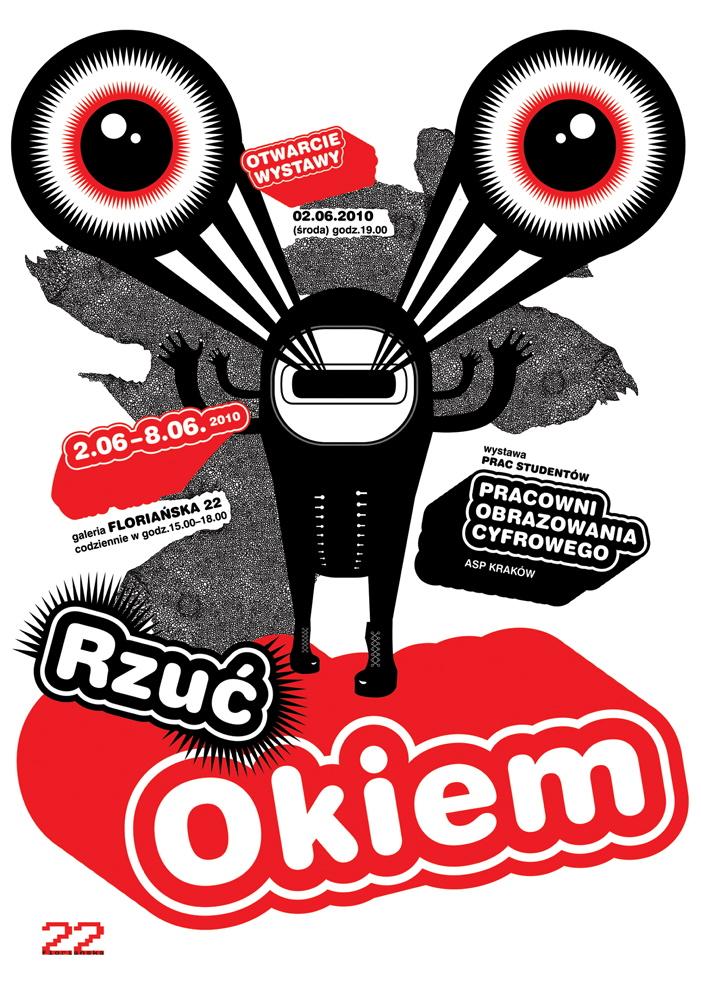 """Bogna Otto-Węgrzyn, """"Rzuć okiem"""" (źródło: materiały prasowe organizatora)"""