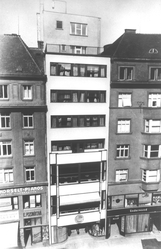 Hotel Avion, proj. Bohuslav Fuchs (źródło: materiały prasowe organizatora)