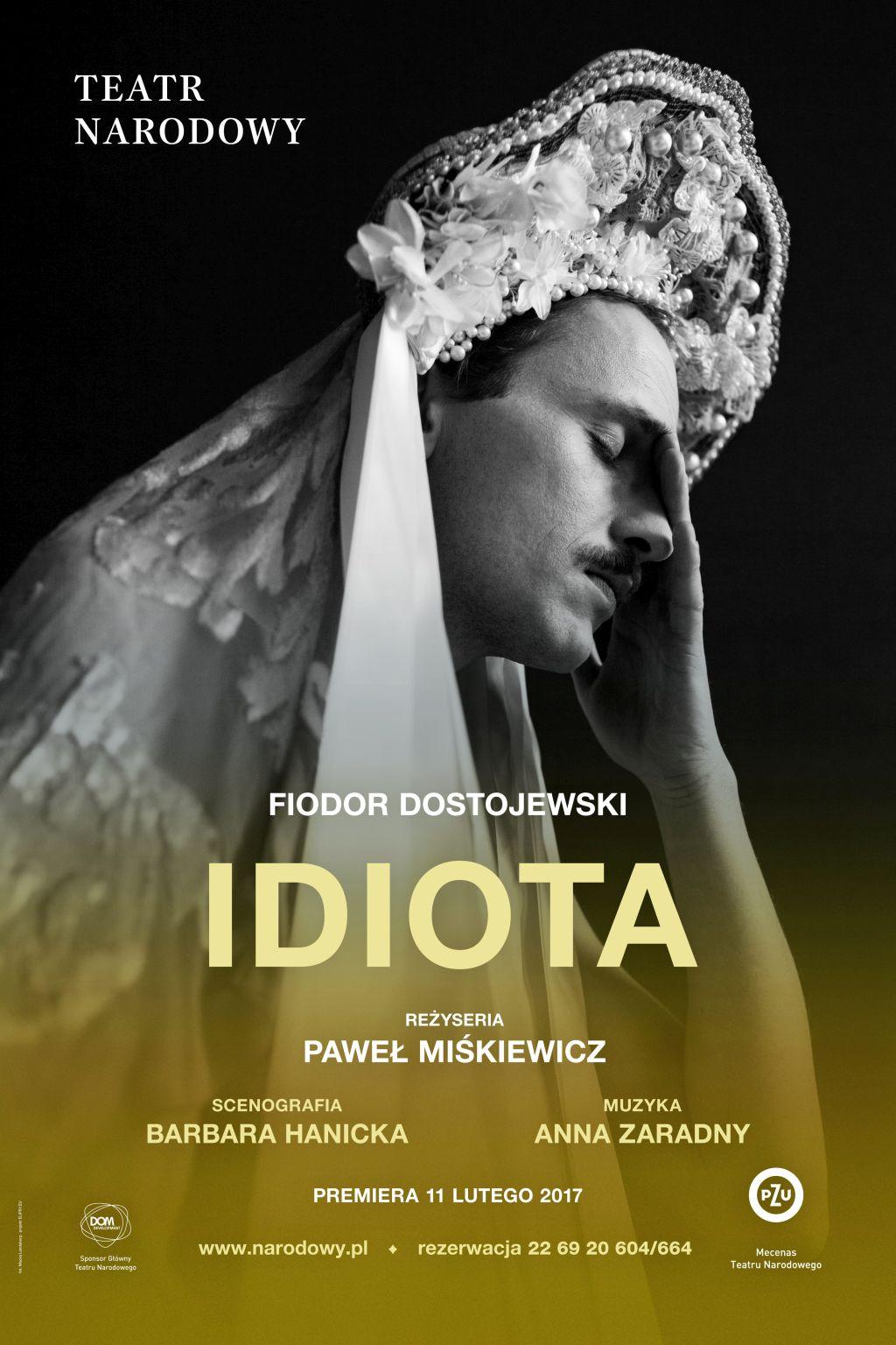 """""""Idiota"""", reż. Paweł Miśkiewicz (źródło: materiały prasowe teatru)"""