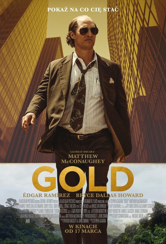"""Stephen Gahan """"Gold"""" (źródło: materiały prasowe dystrybutora)"""