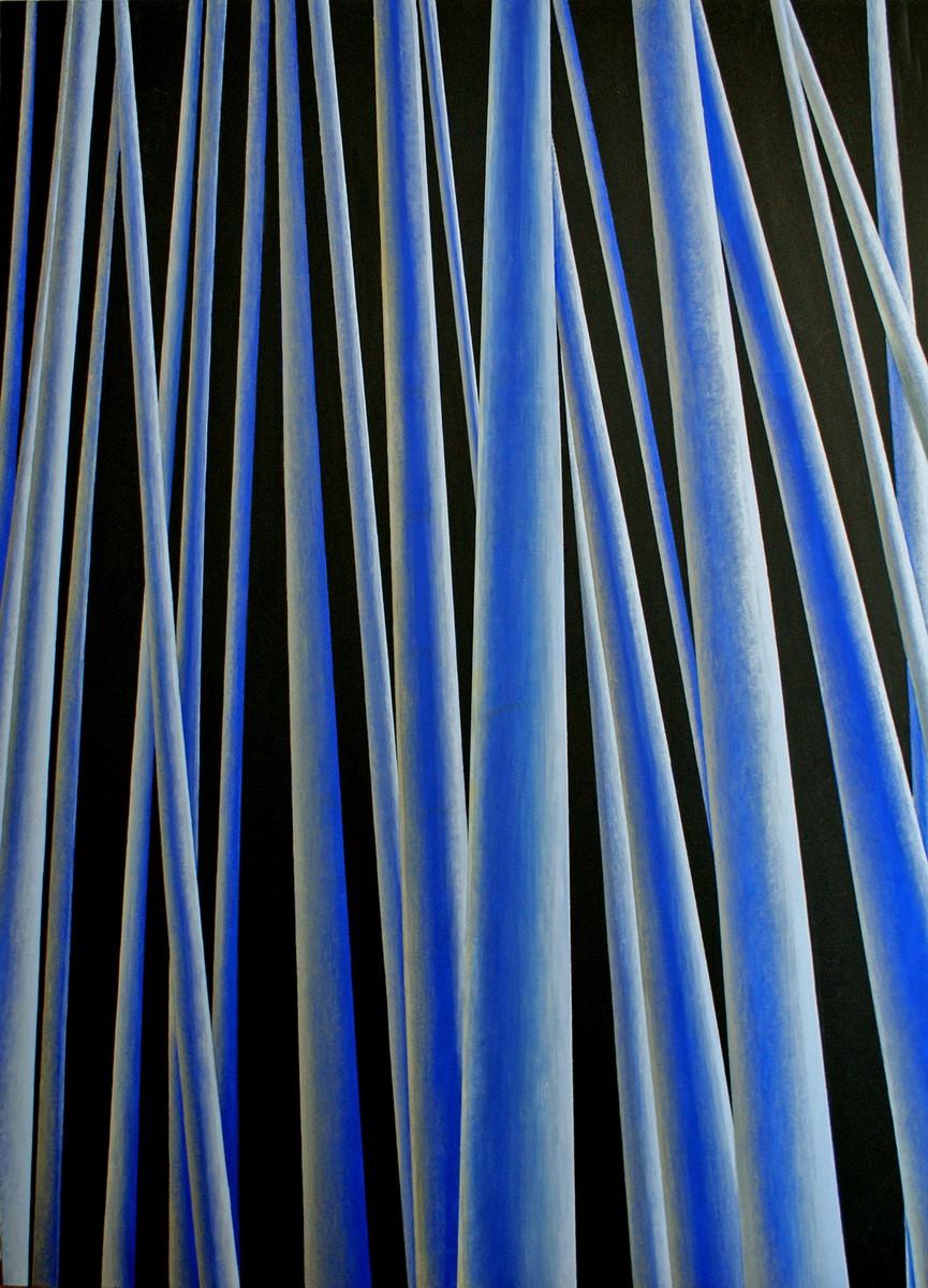 """Janina Wierusz-Kowalska, """"Bamboos"""", 2013 (źródło: materiały prasowe organizatora)"""