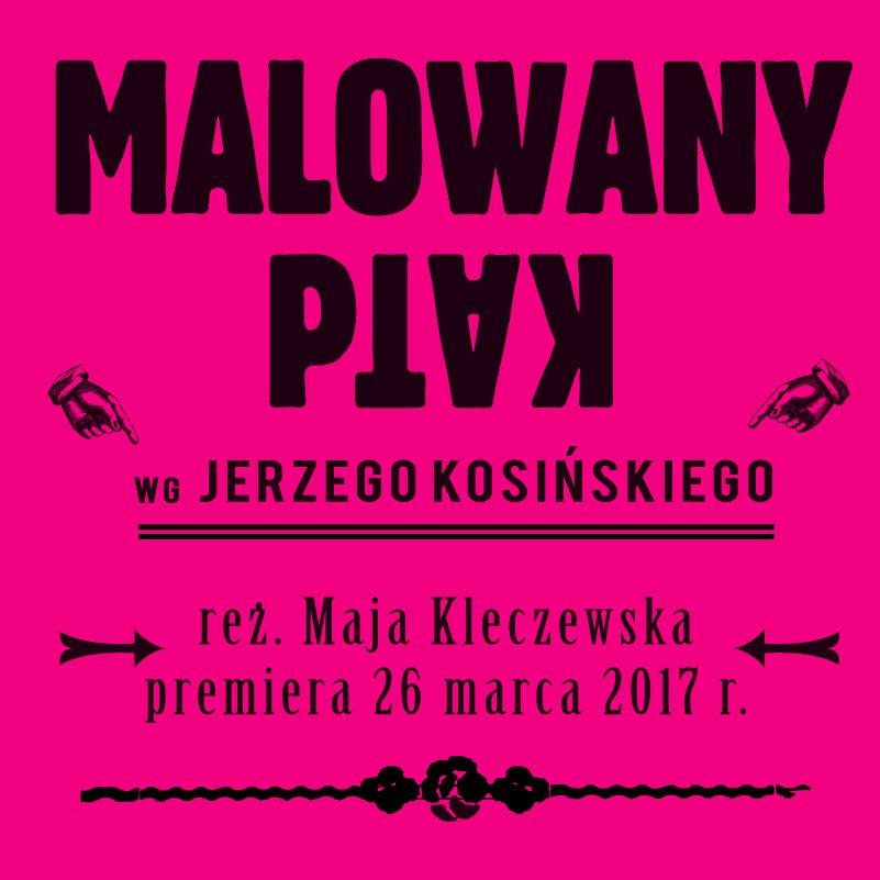 """Jerzy Kosiński, """"Malowany ptak"""". reż. Maja Kleczewska (źródło: materiały prasowe teatru)"""