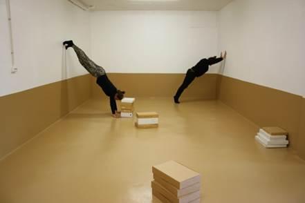 Maja Bekan i Gunndís Ýr Finnbogadóttir pracują z Muzeum Żywej Sztuki w Reykjaviku (źródło: materiały prasowe organizatora)