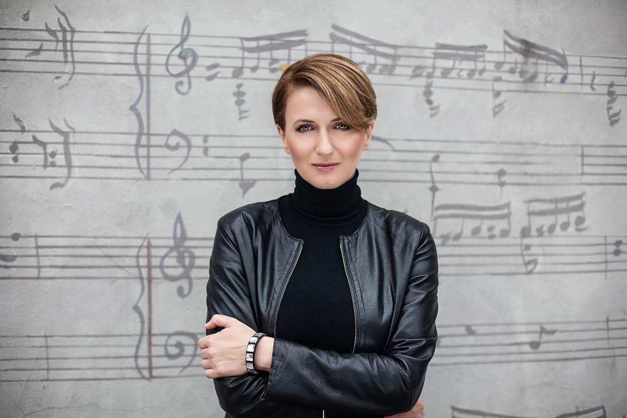 Monika Wolińska, fot. Barbara Piotrowska (źródło: materiały prasowe organizatora)