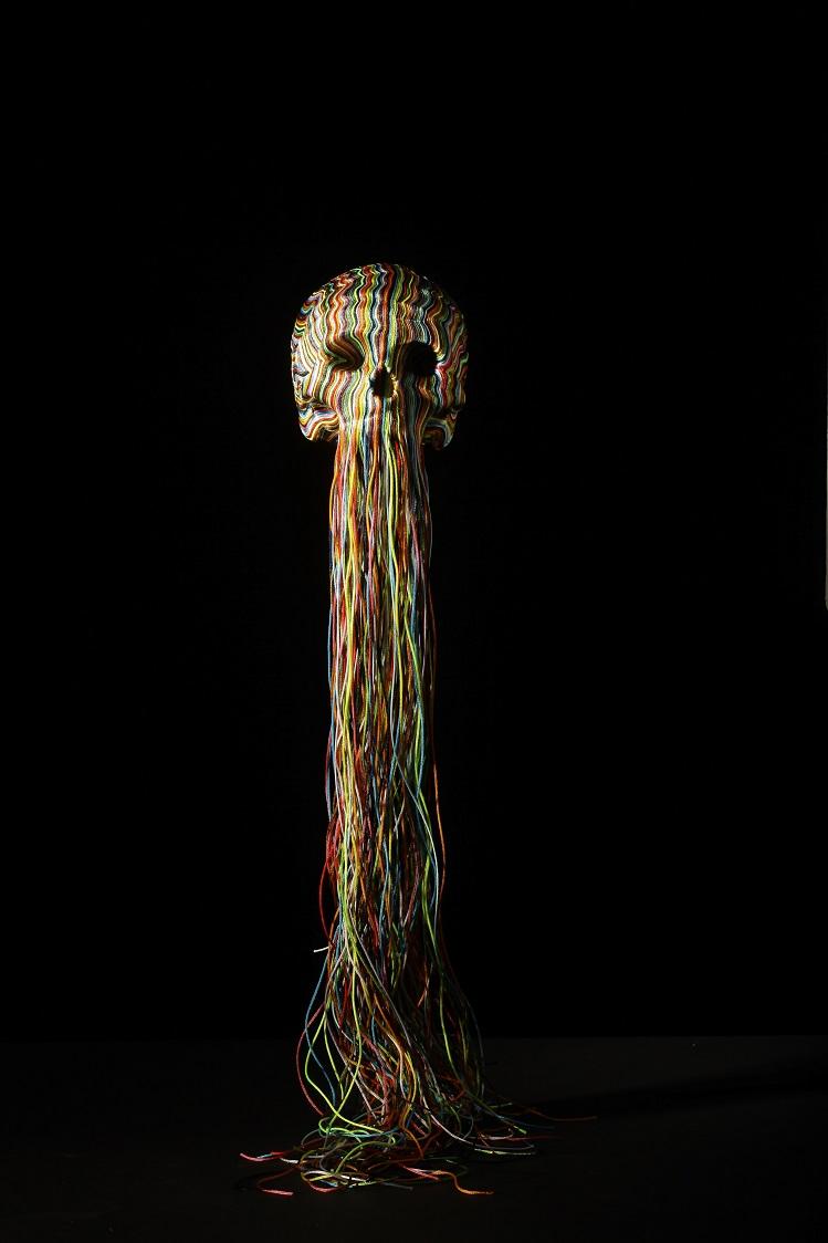 Jim Skull, Mr Smith,2009, fot. C. Lebedinsky dzięki uprzejmości artysty © Jim Skull (źródło: materiały prasowe organizatora)