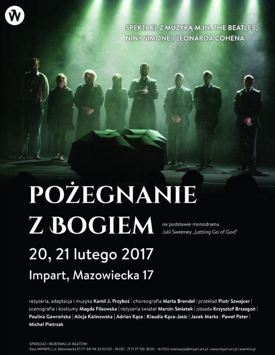 """""""Pożegnanie z Bogiem"""", reż Kamil J. Przyboś (źródło: materiały prasowe organizatora)"""