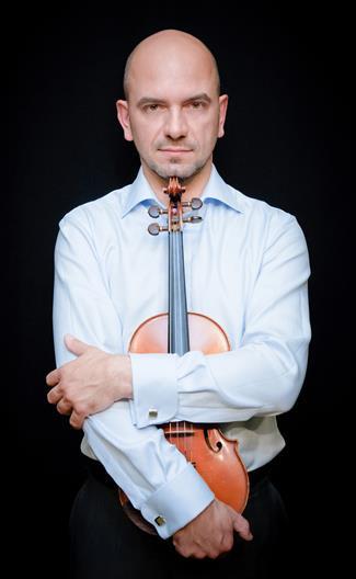 Robert Kwiatkowski, fot. Piotr Rodak (źródło: materiały prasowe)