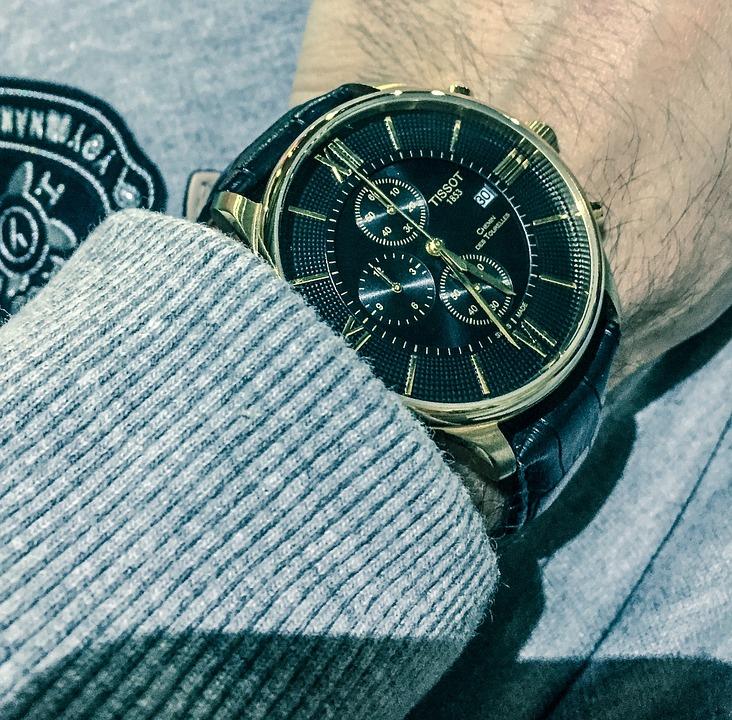 Zegarek firmy Tissot (źródło: materiały prasowe)