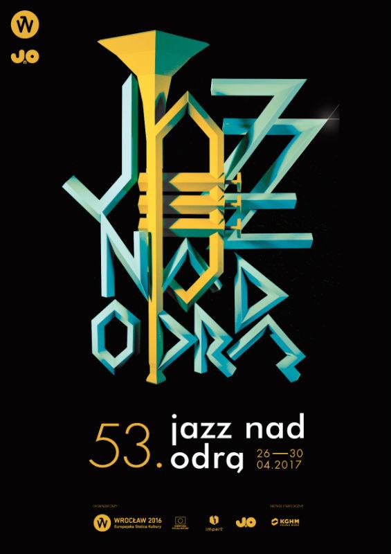 53. Jazz nad Odrą – plakat (źródło: materiały prasowe)