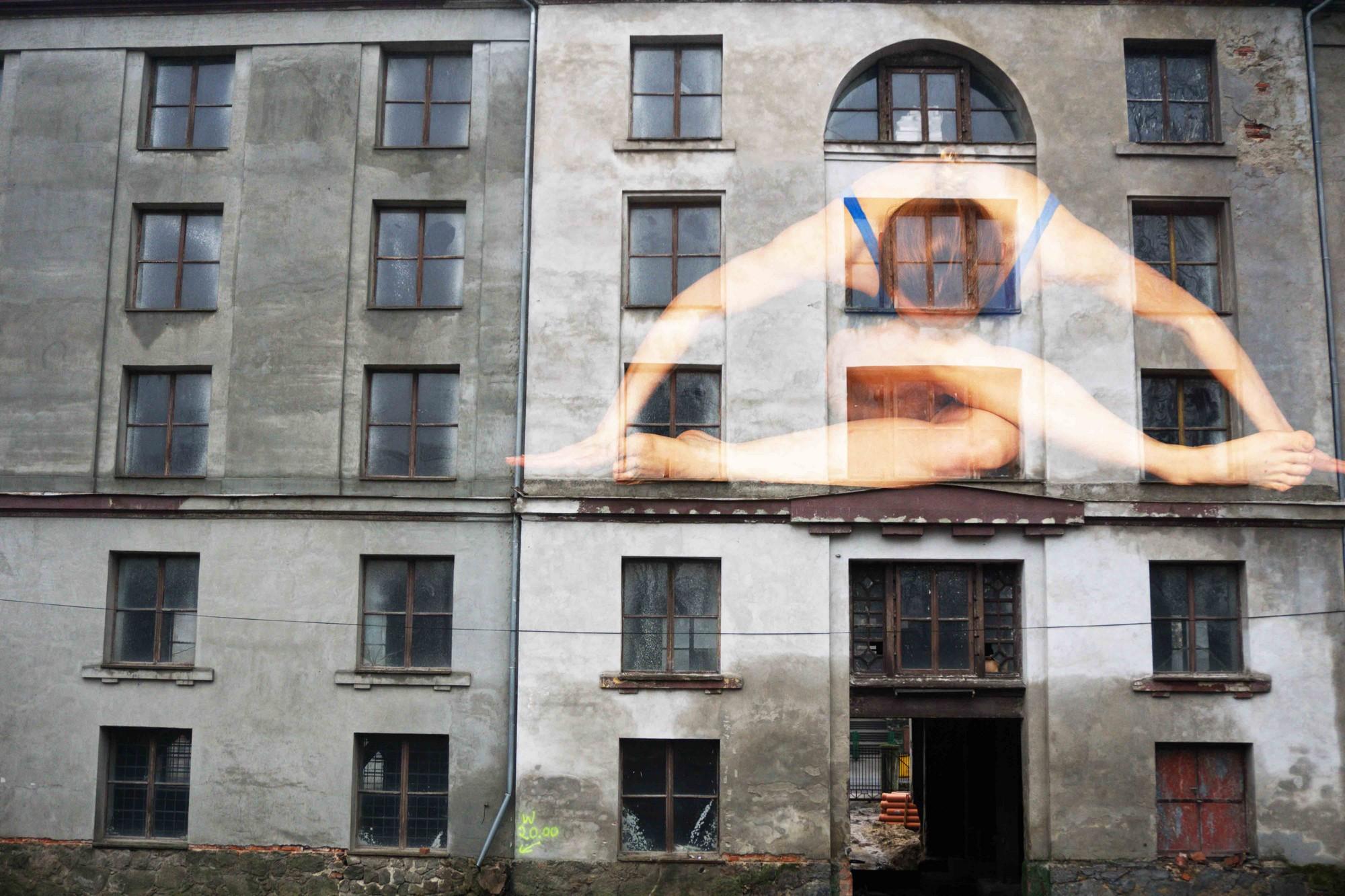Alina Belyagina. Body Building, fot. Dymitry Pankov (źródło: materiały prasowe organizatora)