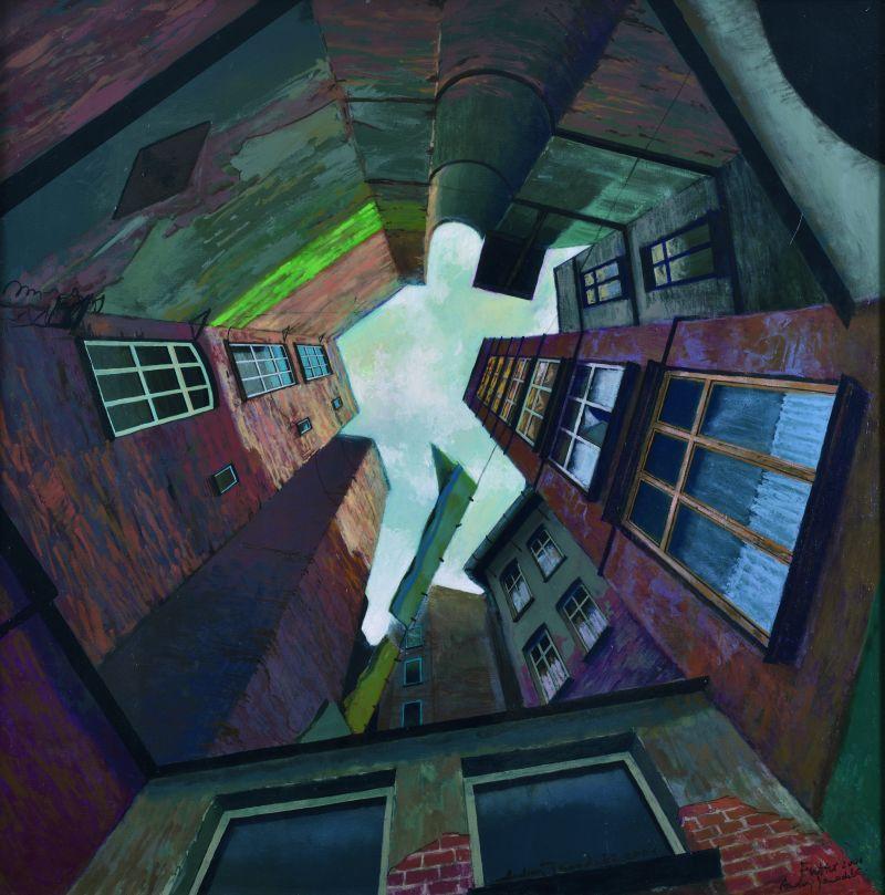 """Andrzej Jarodzki, """"Lokator"""", 2001 (źródło: materiały prasowe organizatora)"""