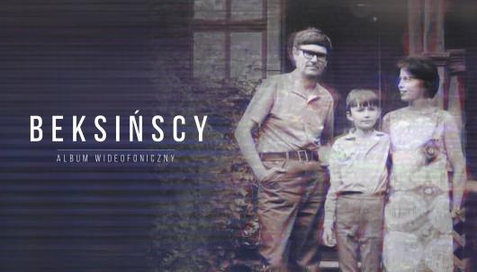 """""""Beksińscy. Album wideofoniczny"""" (źródło: materiały prasowe organizatora)"""