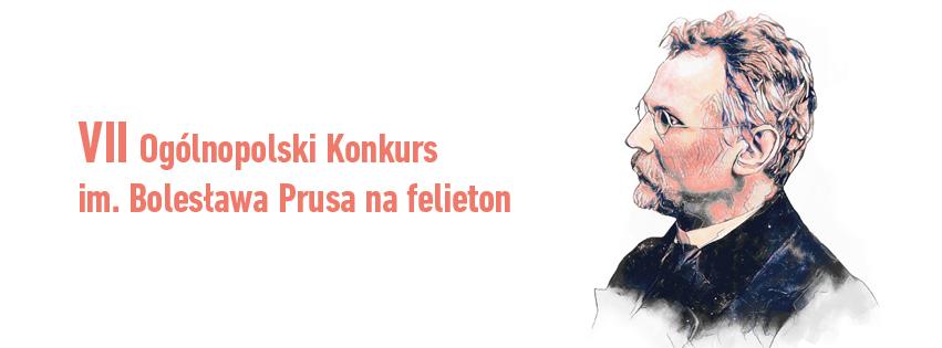 Konkurs im. Bolesława Prusa na felieton (źródło: materiały prasowe organizatora)