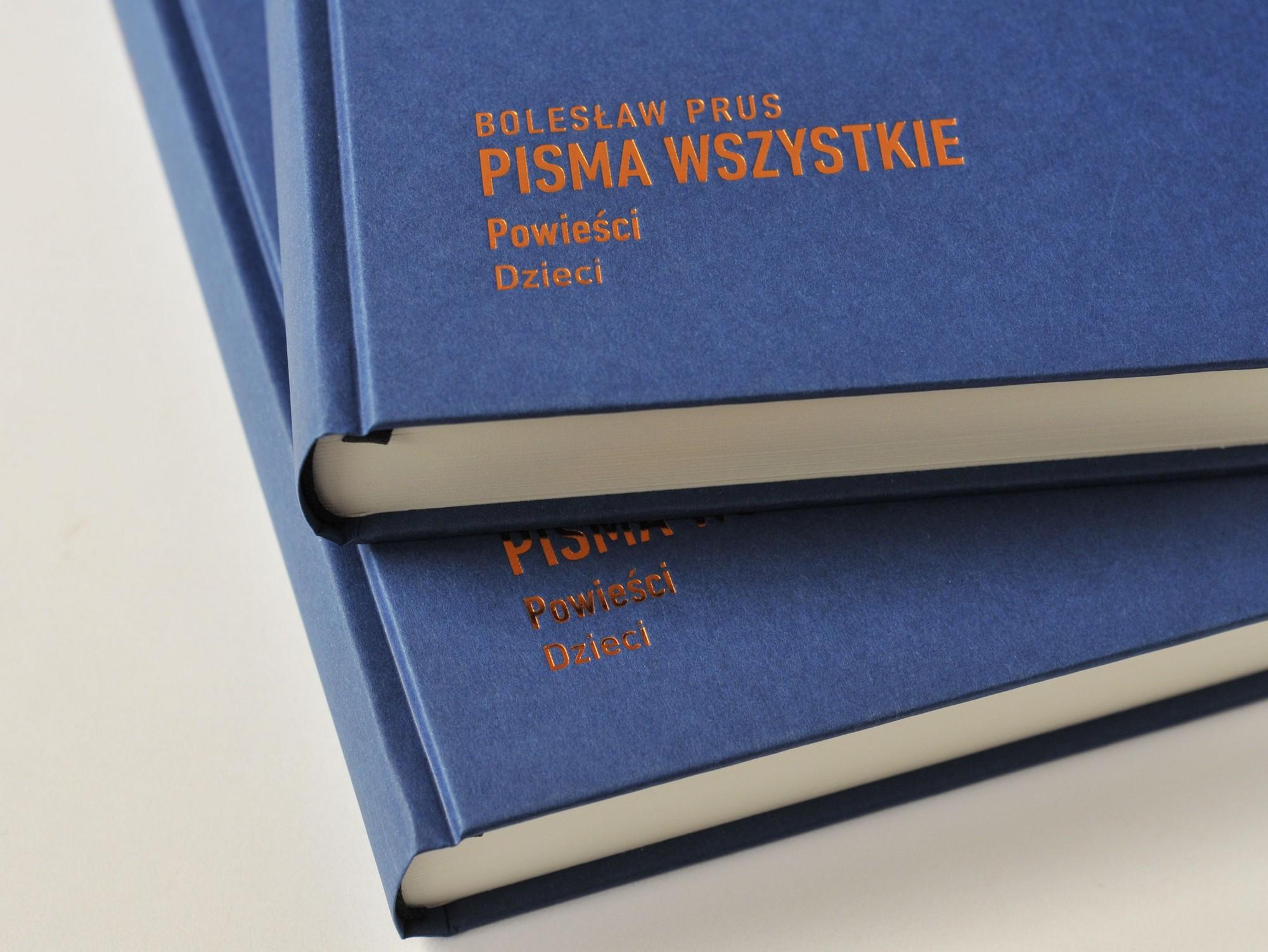 """Bolesław Prus, """"Pisma wszystkie"""" (źródło: materiały prasowe wydawcy)"""