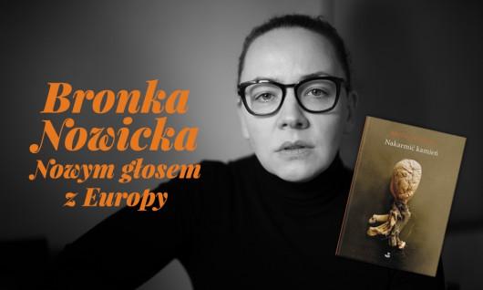 Bronka Nowicka – laureatka projektu Nowe głosy z Europy (źródło: materiały prasowe organizatora)