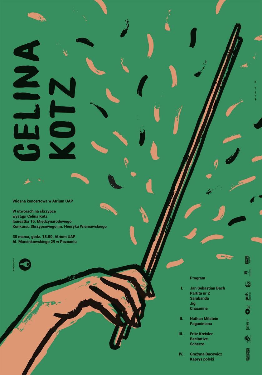 Koncert Celiny Kotz (źródło: materiały prasowe organizatora)