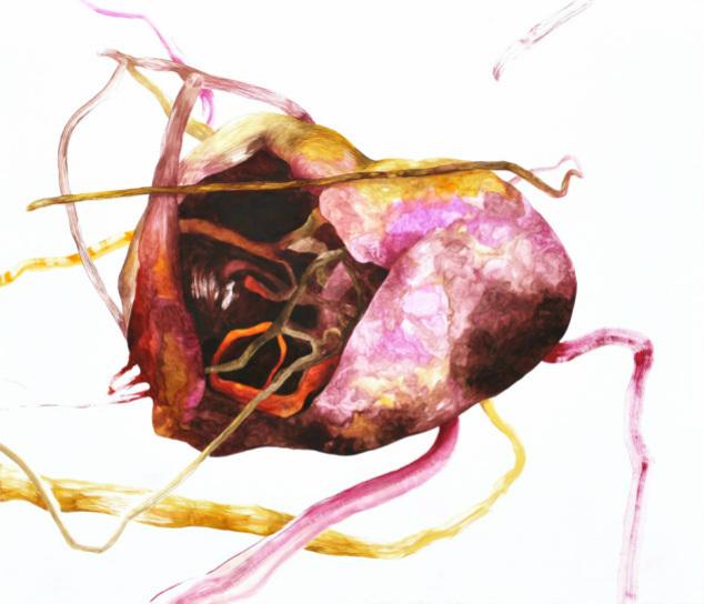 """Agnieszka Piotrowska, """"Euphorbia"""", 2011 (źródło: materiały prasowe galerii)"""