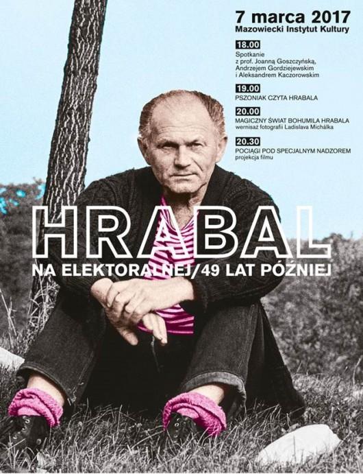 """""""Hrabal na Elektoralnej"""" (źródło: materiały prasowe organizatora)"""