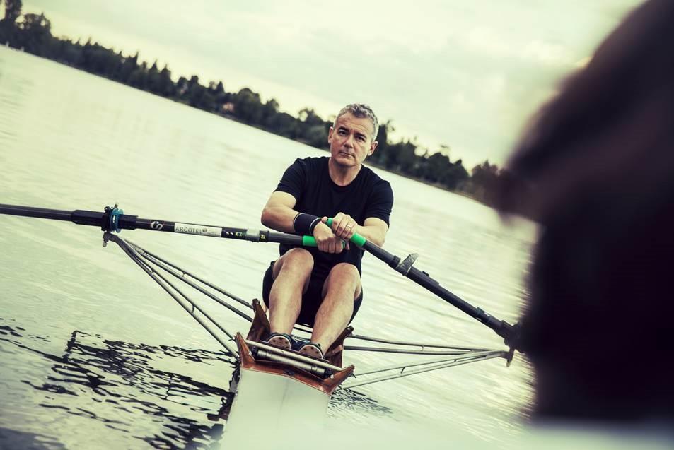 Ilija Trojanow, fot. Thomas Dorn (źródło: materiały prasowe)