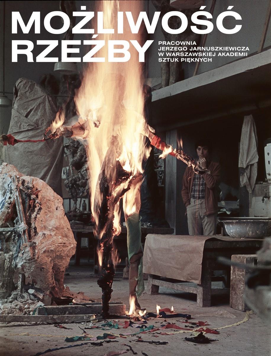 """""""Możliwość rzeźby, Pracownia Jerzego Jarnuszkiewicza"""" (źródło: materiały prasowe organizatora)"""