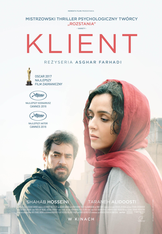 """""""Klient"""", reż. Asghar Fahradi (źródło: materiały prasowe dystrybutora)"""