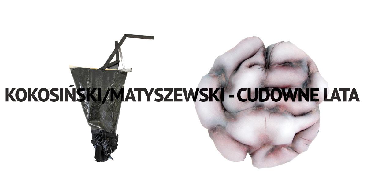 """Bartosz Kokosiński, Paweł Matyszewski, """"Cudowne lata"""" (źródło: materiały prasowe organizatora)"""