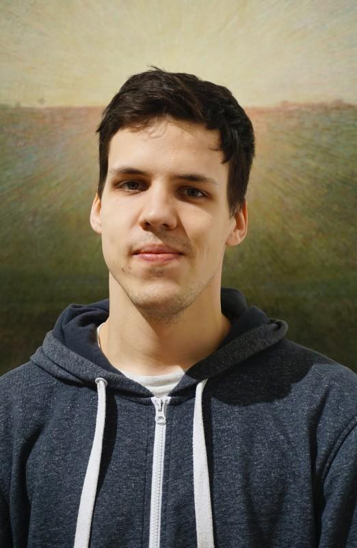 Marcin Podolec, fot. Wiktoria Nowak (źródło: materiały prasowe)