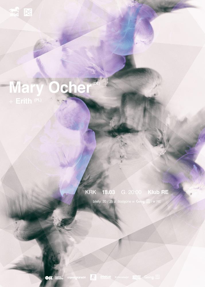 Mary Orcher, Erith – plakat (źródło: materiały prasowe)