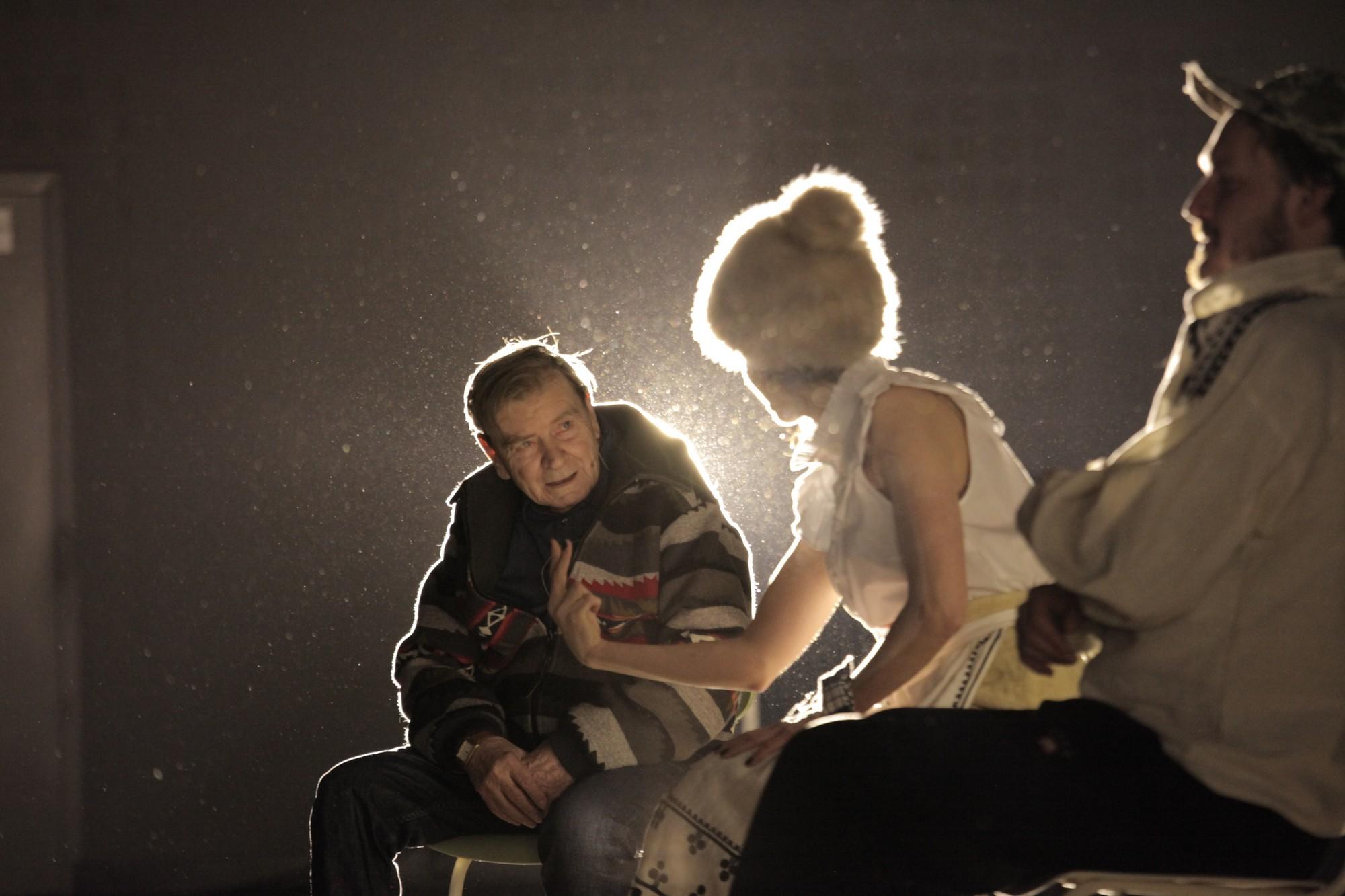"""""""Zew Cthulhu"""", reż. Michał Borczuch, fot. Kobas Laksa (źródło: materiały prasowe teatru)"""