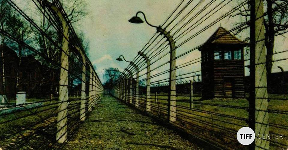 """Z serii """"Pozdrowienia z Auschwitz"""" Pawła Szypulskiego (źródło: materiały prasowe organizatora)"""