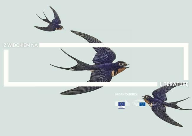 Spotkanie z Radką Denemarkovą – grafika promocyjna (źródło: materiały organizatora)