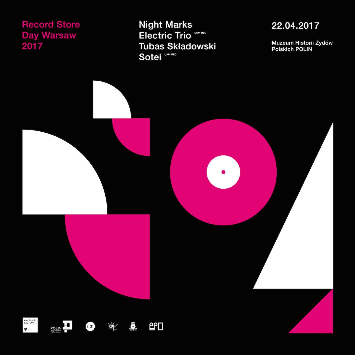 Record Store Day Warsaw 2017 (źródło: materiały prasowe organizatora)
