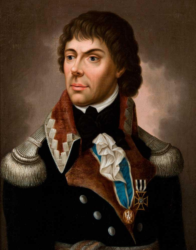 """Artysta Nieznany wg Josefa Grassiego (1757-1838), """"Portret Tadeusza Kościuszki"""", przed 1850 (źródło: materiały prasowe organizatora)"""