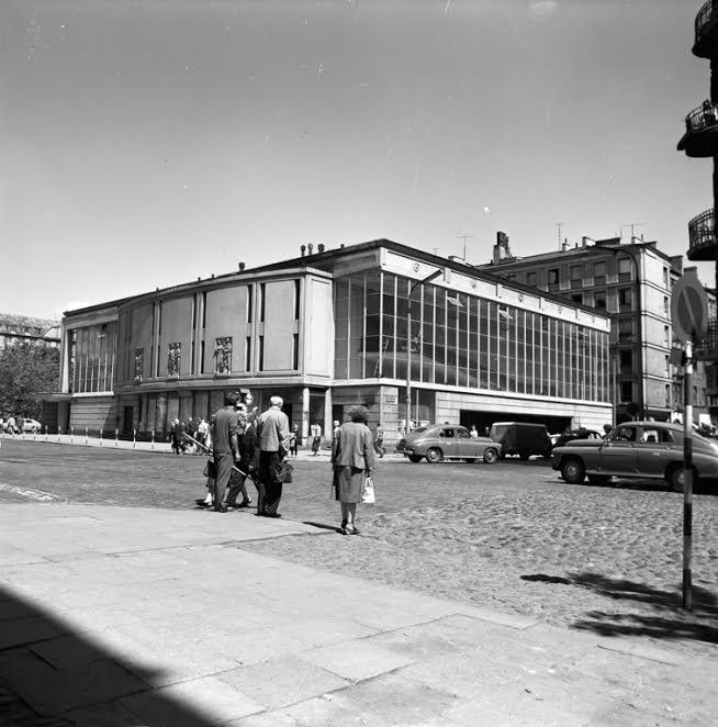 Kino Praha, 1966–72, fot. T. Hermańczyk, IS PAN (źródło: materiały prasowe organizatora)