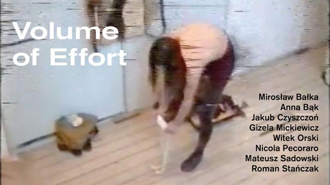 """Volume of Effort"" (źródło: materiały prasowe organizatora)"