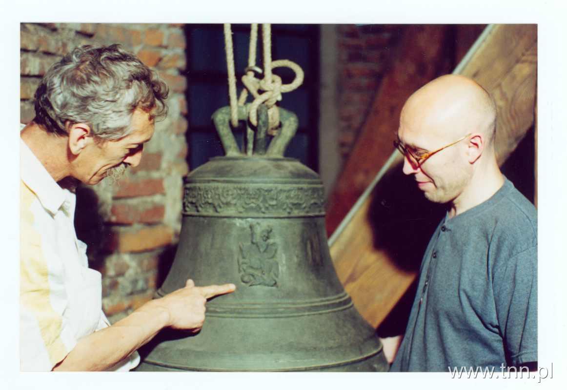 Misterium dzwonu, fot. Elżbieta Zajęcka (źródło: materiały prasowe organizatora)