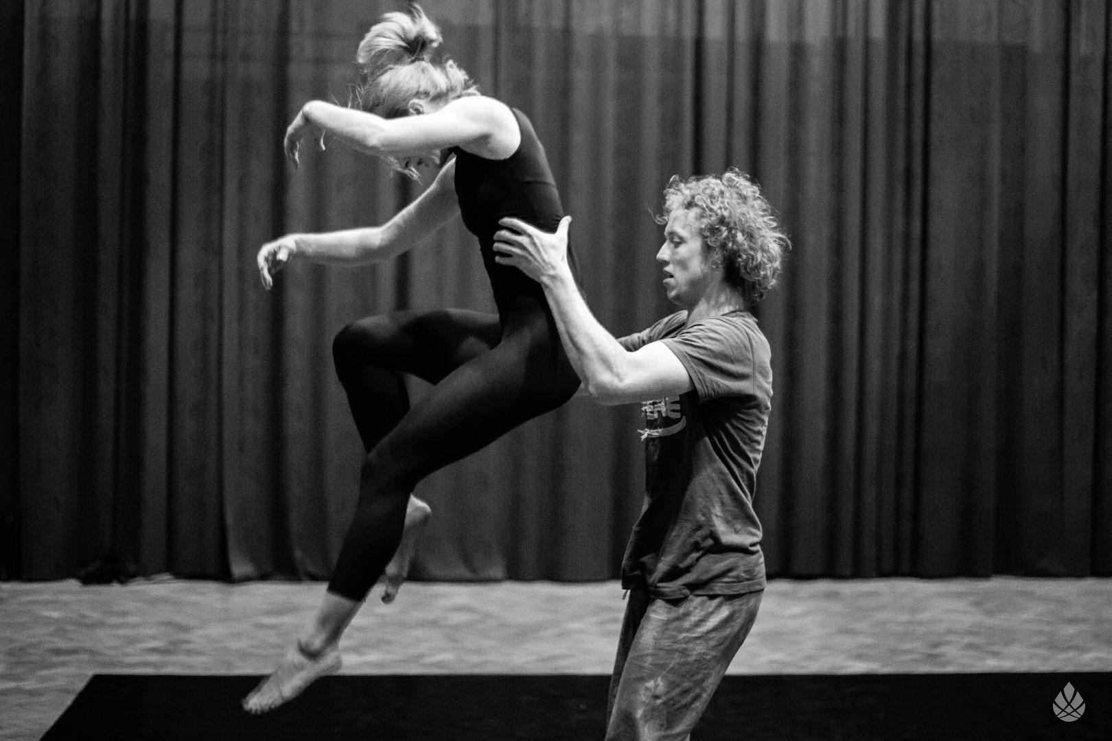 Wrocławski Teatr Tańca, fot. Dominik Fraj / Szyszka Studio (źródło: materiały prasowe)