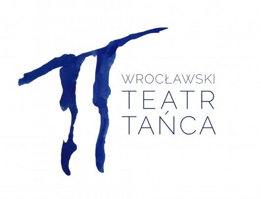 Wrocławski Teatr Tańca – logotyp (źródło: materiały prasowe)