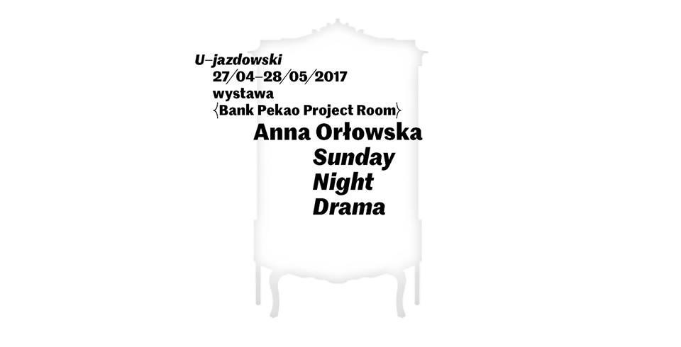 "Anna Orłowska, ""Sunday Night Drama"" (źródło: materiały prasowe organizatora)"