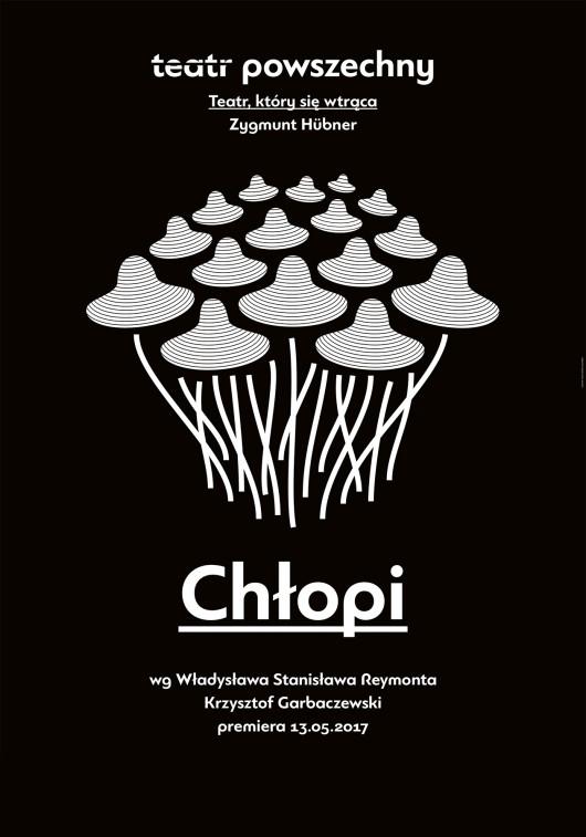"""""""Chłopi"""", reż. Krzysztof Garbaczewski (źródło: materiały prasowe teatru)"""