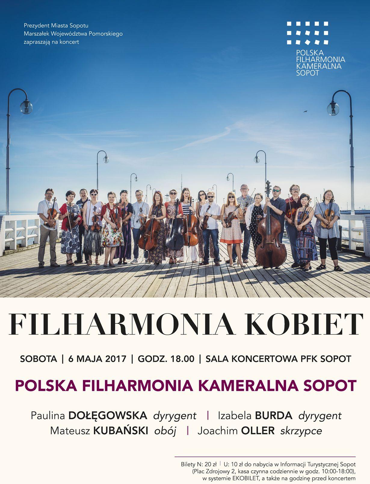Filharmonia Kobiet (źródło: materiały prasowe)