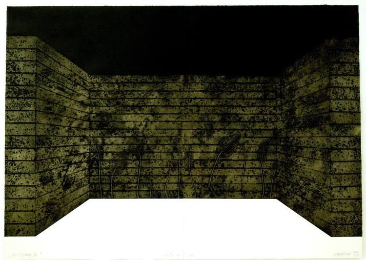 """Grzegorz Hańderek, """"Pod ścianą II"""", 2006 (źródło: materiały prasowe organizatora)"""