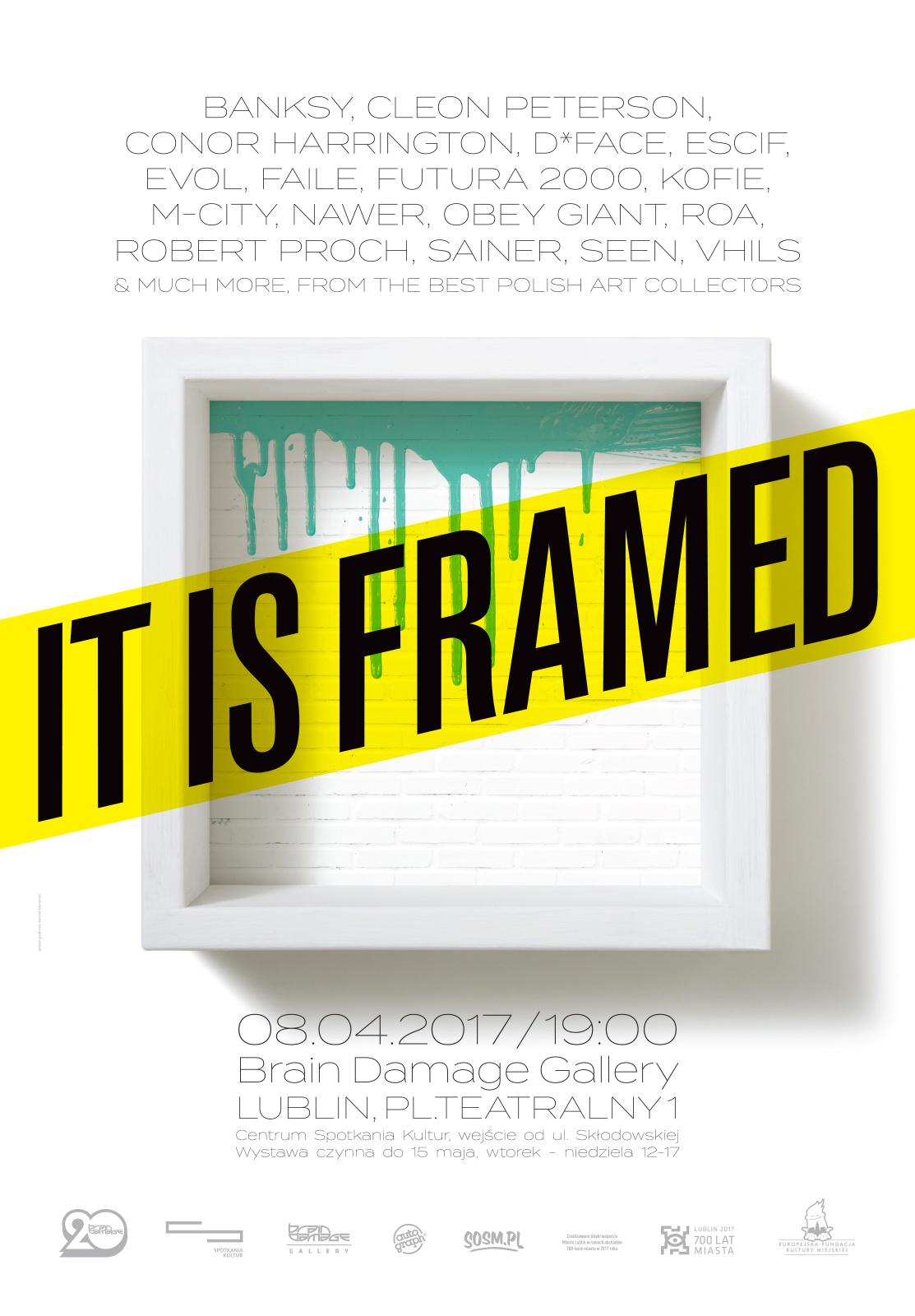 """""""It is Framed"""" (źródło: materiały prasowe organizatora)"""
