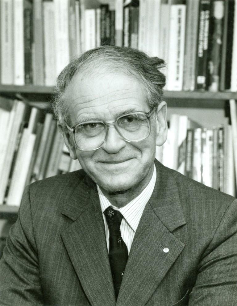 Professor Jerzy Zubrzycki, Australian National University (źródło: materiały prasowe organizatora)