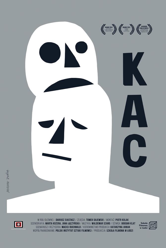 "Michał Jońca, ""Kac"" (źródło: materiały prasowe organizatora)"
