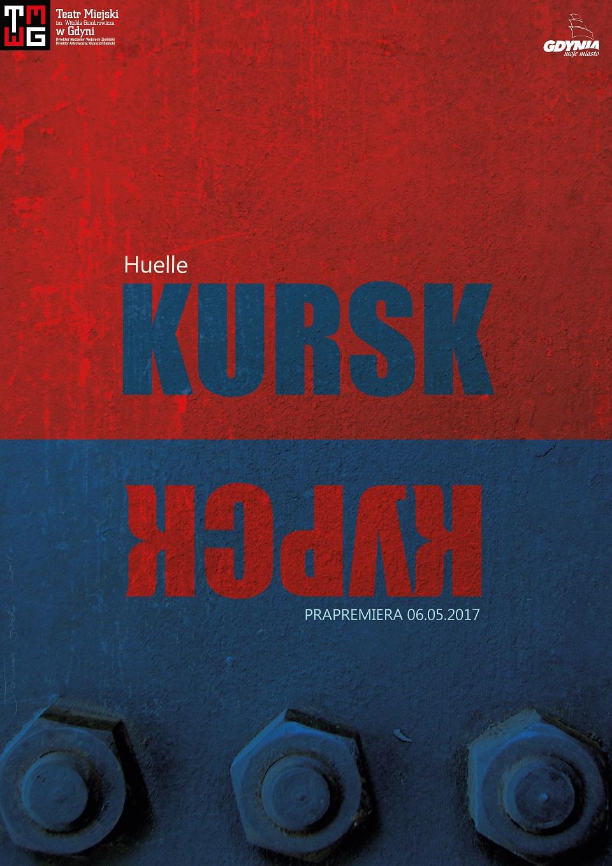 """Paweł Huelle, """"Kursk"""", reż. Krzysztof Babicki (źródło: materiały prasowe teatru)"""