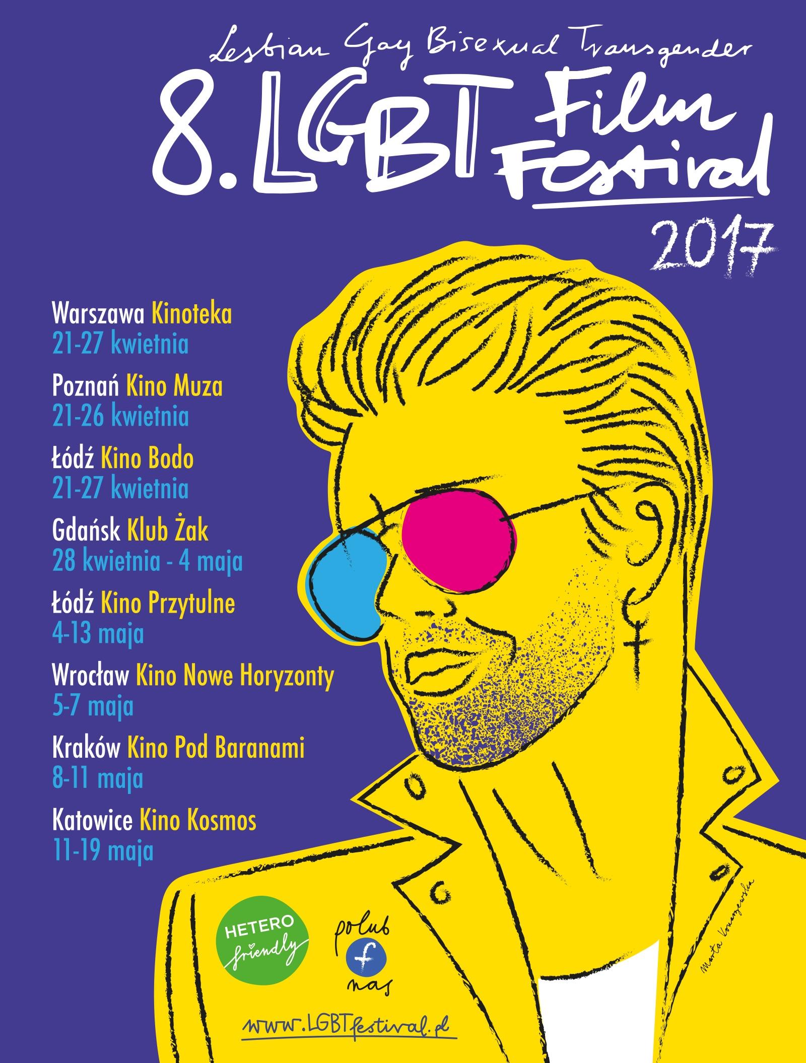 8. LGBT Film Festival (źródło: materiały prasowe organizatora)