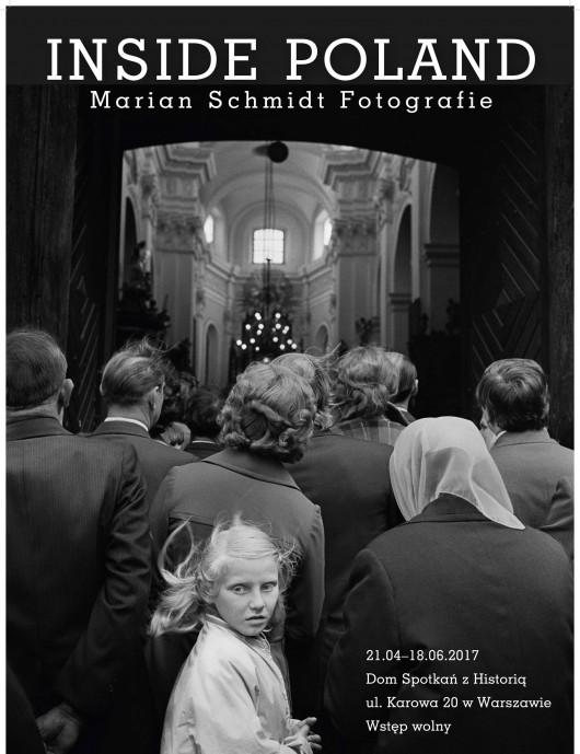 """Marian Schmidt, """"Inside Poland"""" (źródło: materiały prasowe organizatora)"""