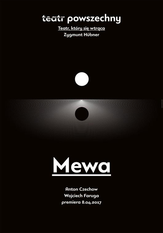 """Anton Czechow, """"Mewa"""", reż. Wojciech Faruga (źródło: materiały prasowe teatru)"""